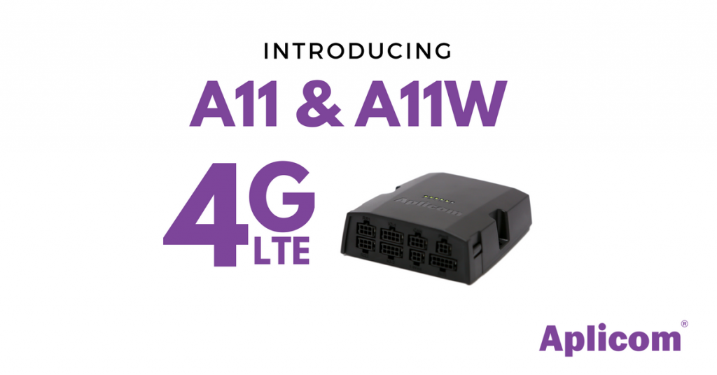 4G connectivity for A11