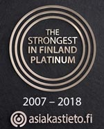 The strongest in Finland Platinum