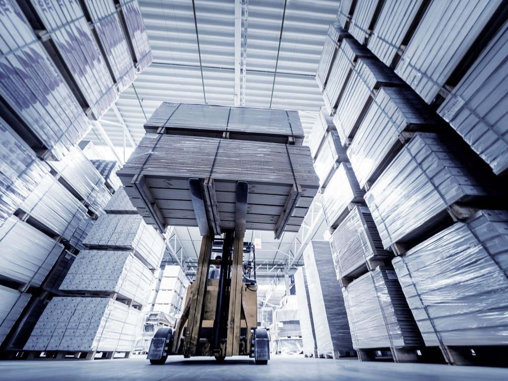 Warehouse Forklift Telemetry