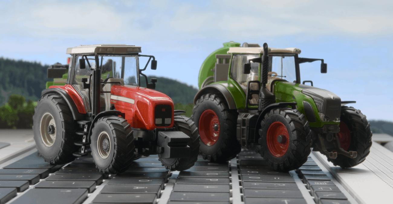 ISOBUS-liityntä maatalouskoneisiin